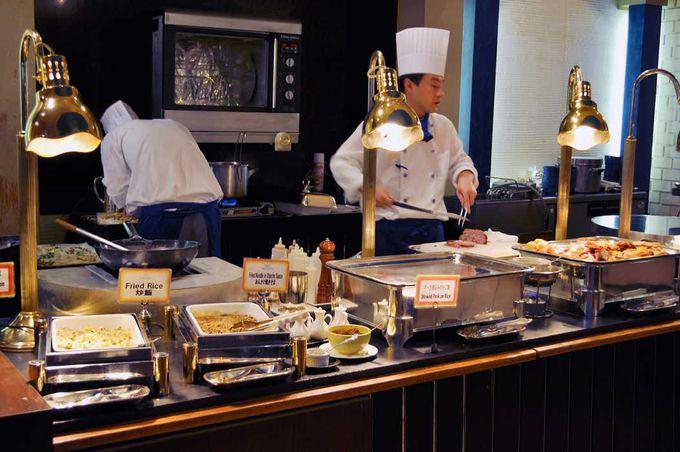 味、値段、雰囲気ともに東京都内の最強ブッフェかも!
