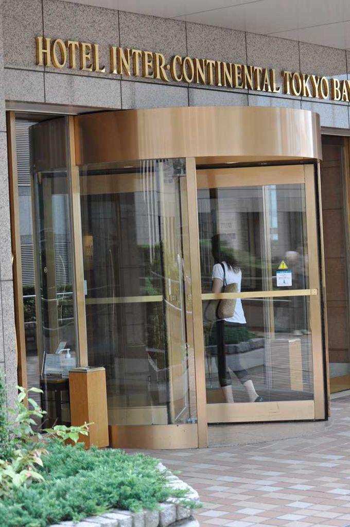 レインボーブリッジが見える豪華なホテルで優雅なひと時を☆