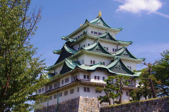 尾張名古屋は城で持つ!名古屋観光の定番「名古屋城」