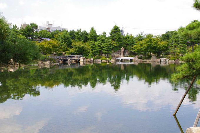 時空を越えて愛される回遊式日本庭園「徳川園」