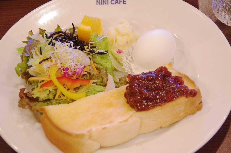 モーニング激戦区 名古屋でお勧め度200%!「NINI CAFE」