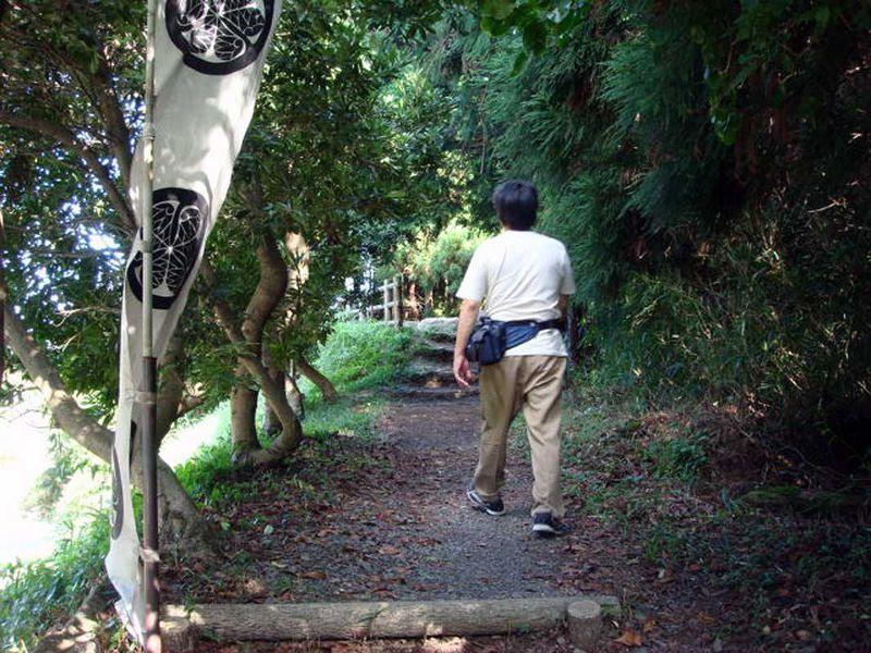 天下分け目の関ヶ原合戦!徳川家康最初陣跡「桃配山」