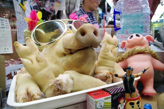 3日目:「第一牧志公設市場」で沖縄グルメ!「国際通り」でお土産!