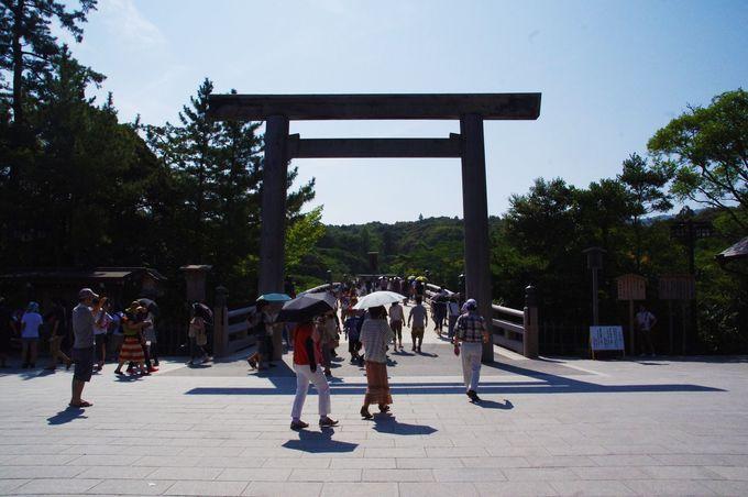 日本最大級の聖地と言えばココ!『伊勢神宮 内宮』