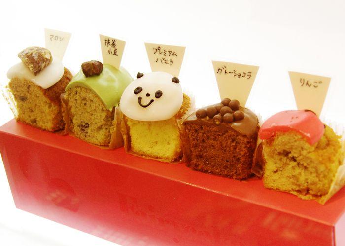Fairycake Fair「フレッシュカップケーキ」−グランスタ