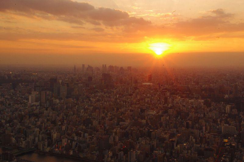 天国に一番近い空!心とろける『東京スカイツリーの夕焼け』攻略法!
