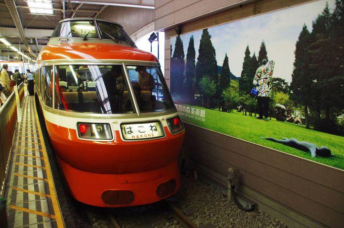 うまく使いこなしてスイスイ観光「箱根フリーパス」