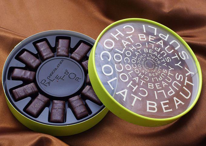 ショコラティエ パレ ド オール「からだにおいしすぎるショコラ」−新丸ビル