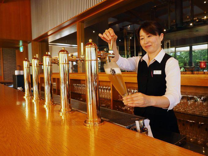 那須高原ビールのビアレストランで乾杯っ!