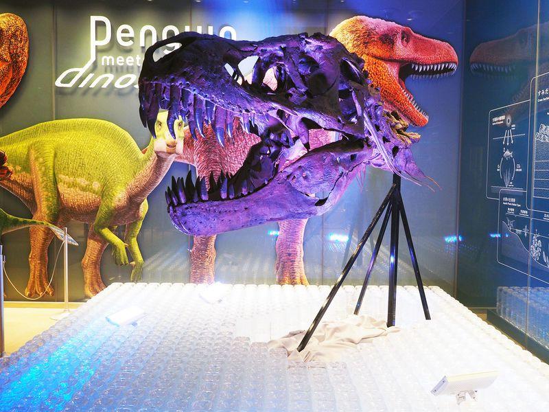 すみだ水族館で恐竜&ペンギンがコラボ!夏の特別展示を大公開!