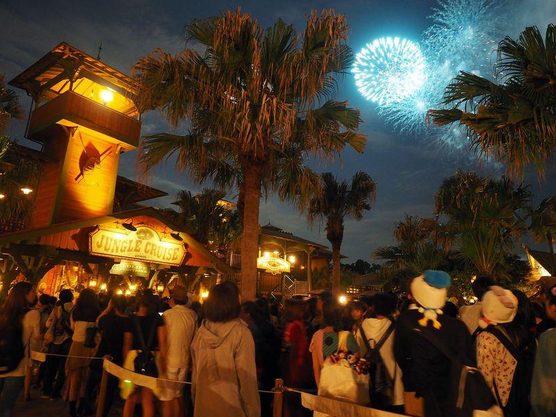 東京ディズニーランドの革新「夜のジャングルクルーズ」攻略法を披露!