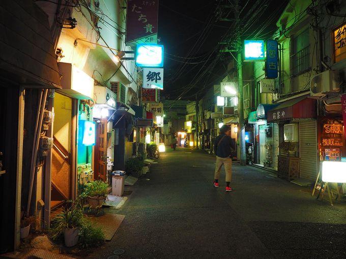 お店ごとに味が違うから、横須賀ブラジャーのはしごも楽しい