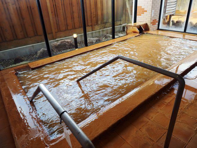 超濃厚な泉質!スーパーヘビー級の名湯 松代温泉