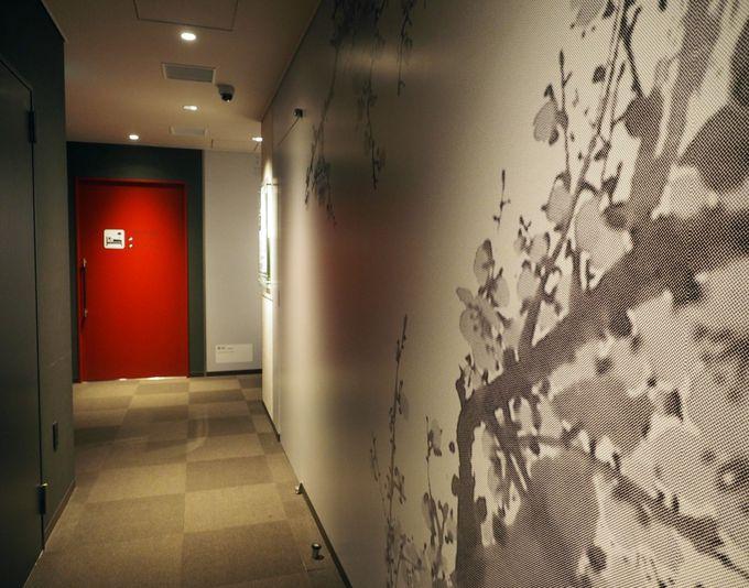 築地:「ファーストキャビン築地」は進化系ホステル
