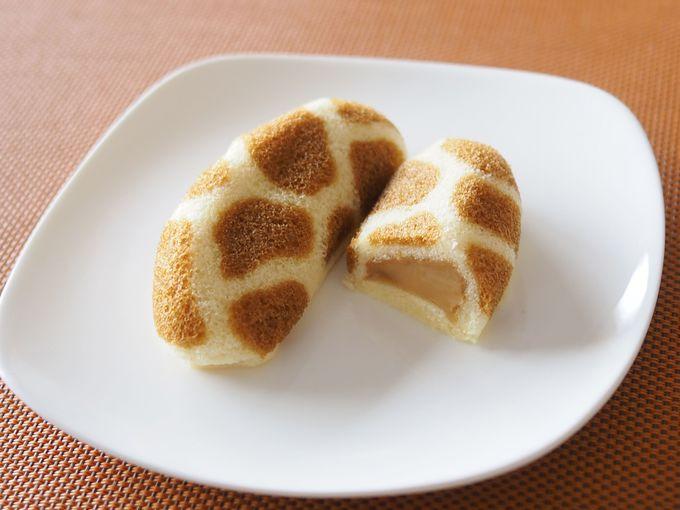 キリンがバナナになっちゃった!「東京ばな奈 バナナプリン味」