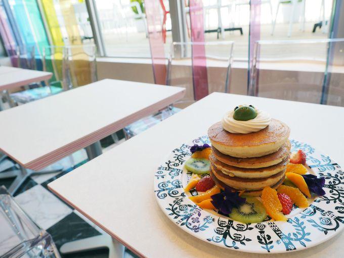 【原宿アルタ3F】お洒落空間で美味しいパンケーキを