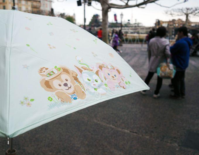 雨の日も楽しくなるイースタースペシャルグッズ