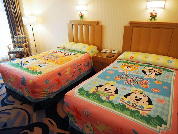 「ディズニーアンバサダーホテル」のイースタールーム