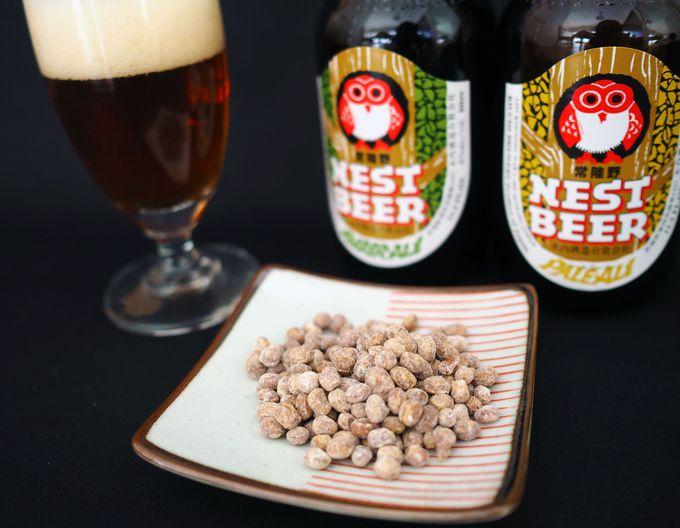 地ビールと一緒に味わいたい、ほし納豆