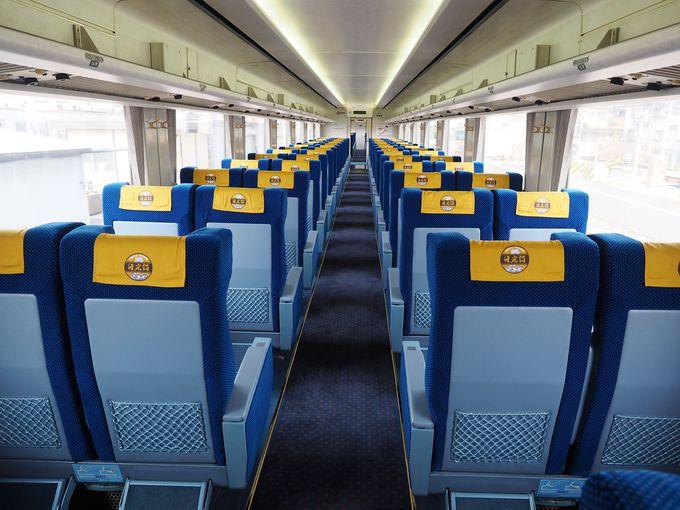 日光と都心を結ぶ鉄道といえばコレ「スペーシア」
