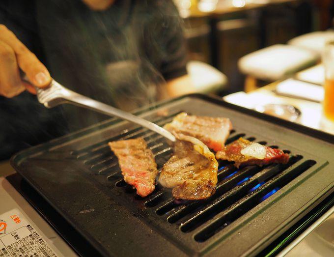 お肉1枚から注文OK!デパ地下感覚でお肉を味わう『肉CHIKA』