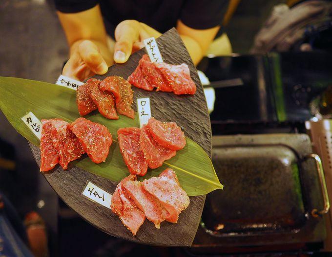 贅沢な熟成肉をリーズナブルに味わえる『まえ川』