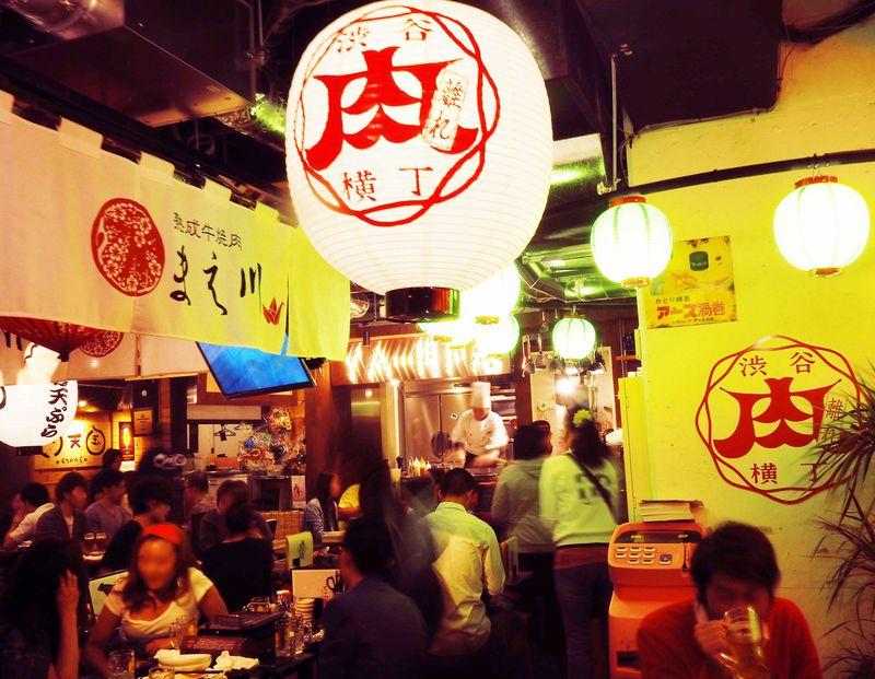 肉好きのための「渋谷 肉横丁」が拡大オープン!注目の看板メニューをチェック