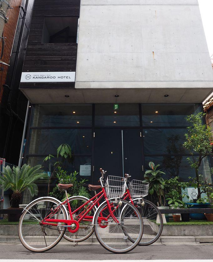 24時間500円のレンタサイクルで、東京の観光スポットを楽々散策