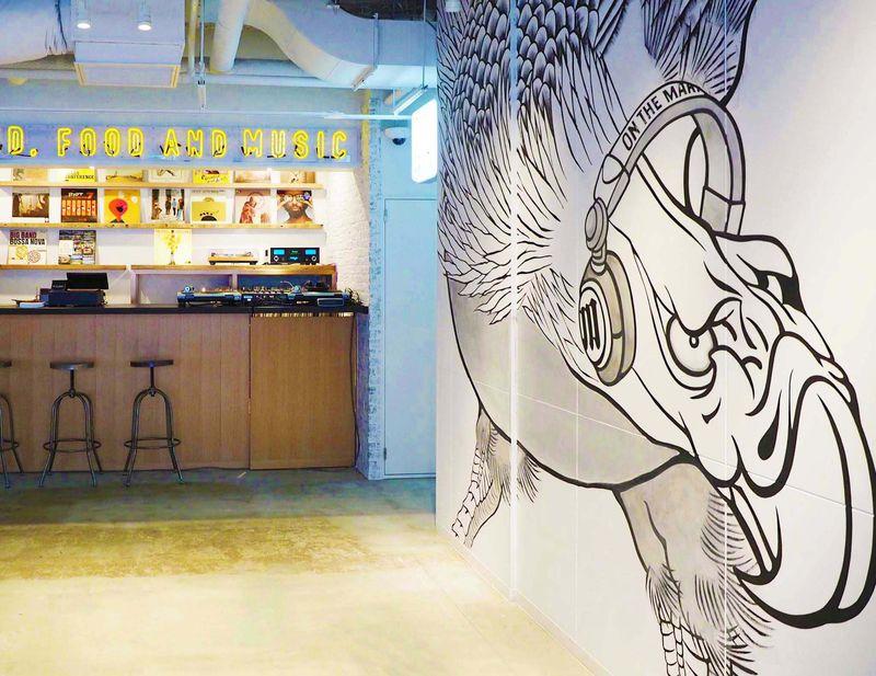 最強コスパ!川崎のホテル「オン・ザ・マークス」は3900円台で音楽&クラフトビールも