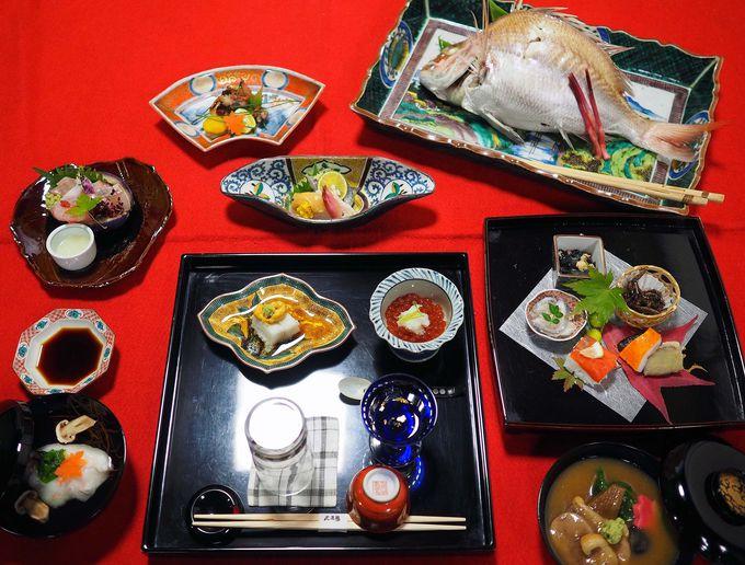 金沢老舗料亭が魅せる最高のおもてなし。『大友楼』は感動の連続