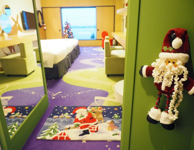 クリスマス限定宿泊プラン『ザッツ・クリスマス2015』って?