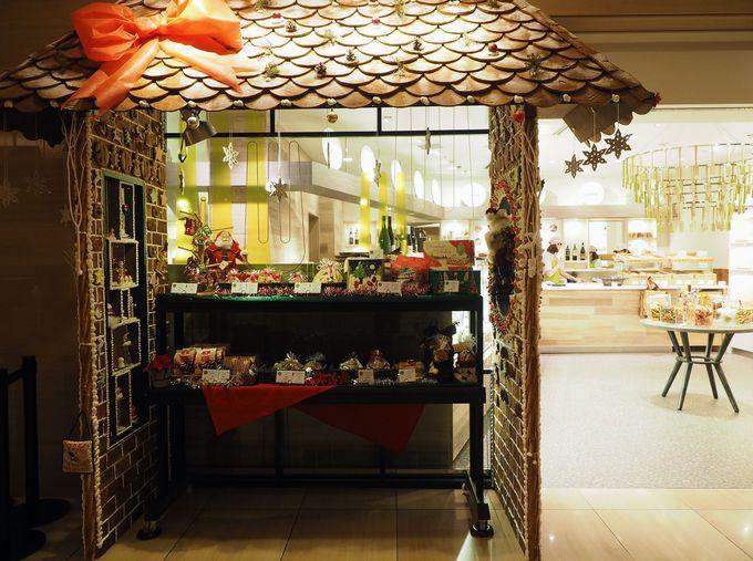 キュートで可愛いお菓子のお家『ジンジャーブレッドハウス』