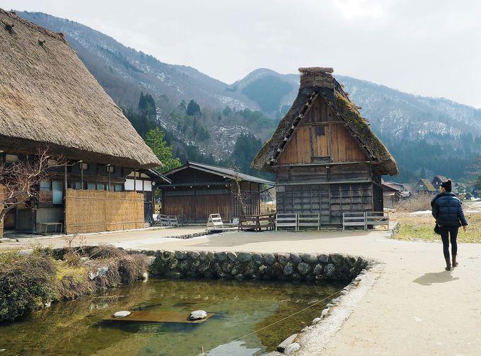 まるで日本昔ばなしの世界!海外からも注目の白川郷