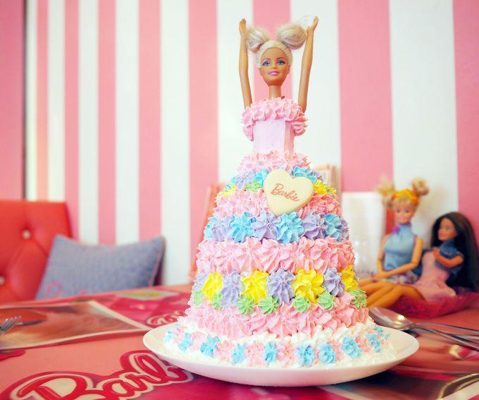 なんてキュート!未体験のドールケーキにドキドキ…