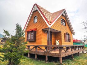 泊まれるシルバニアファミリーの家が実在した!静岡「キャンピカ富士ぐりんぱ」|静岡県|トラベルjp<たびねす>