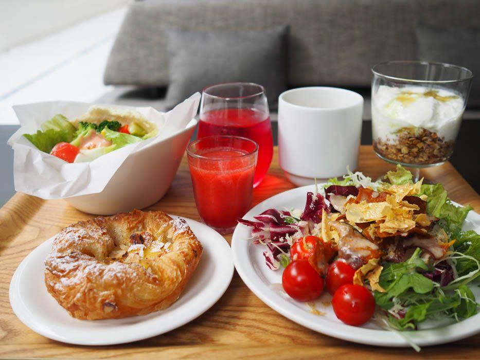 「ホテル アンテルーム 京都」で人気の朝食も一新