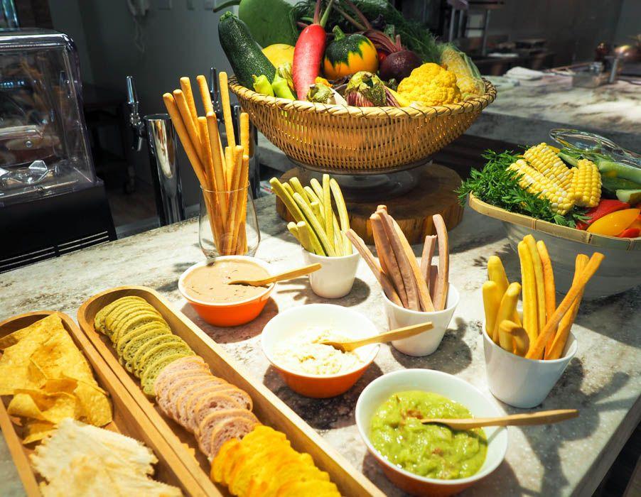 軽井沢の新鮮な野菜をたっぷり味わおう