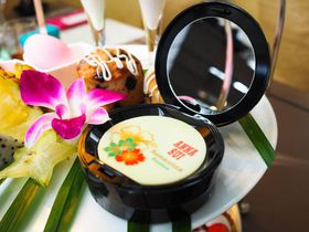 食べられるファンデ?アナスイの誘惑「東京マリオットホテル」アフタヌーンティーに興奮!|東京都|トラベルjp<たびねす>