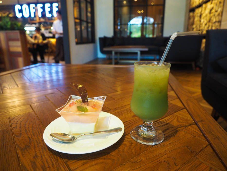 大矢シェフがメニューを監修するカフェの期間限定スイーツ