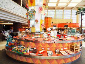 舞浜最強クラス!シェラトン・グランデ・トーキョーベイ・ホテル「超満足ランチブッフェ」|千葉県|トラベルjp<たびねす>