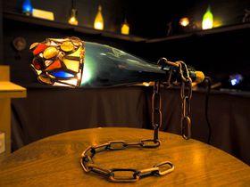 究極の宝物「星野リゾート リゾナーレ八ヶ岳」で思い出のワインをおしゃれなランプに!|山梨県|トラベルjp<たびねす>