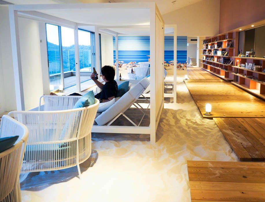 星野リゾート初。リゾナーレ熱海にオープンした大人向け「空に浮かぶビーチ」が最高すぎる!