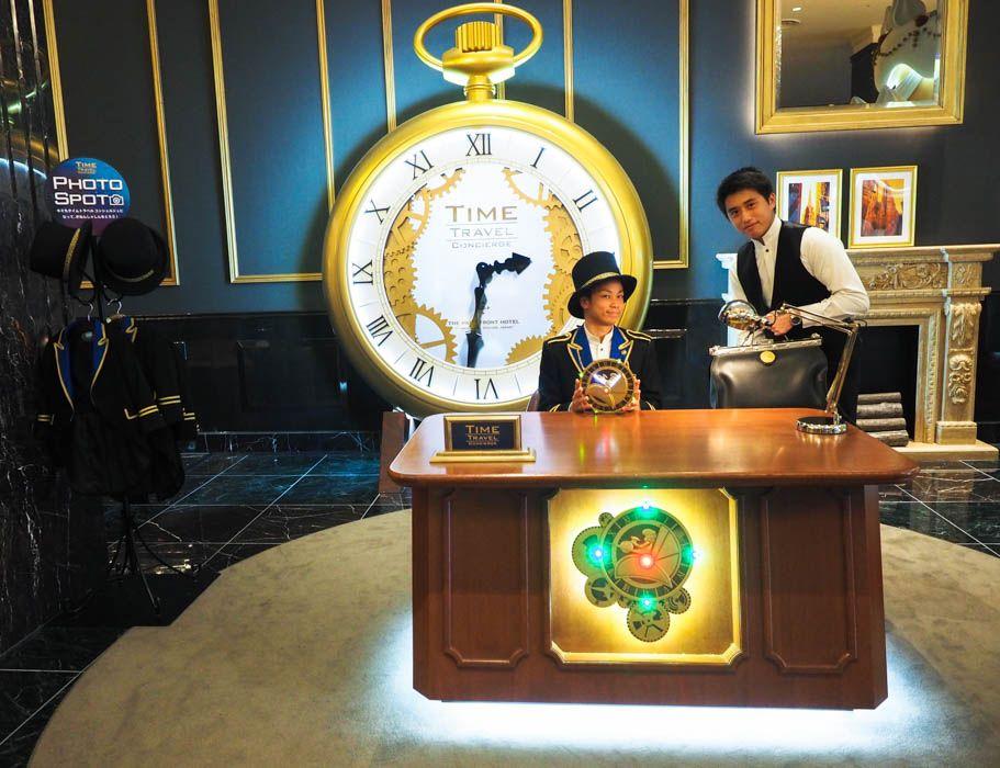 大阪で時空を超える!ザ パーク フロント ホテル アット ユニバーサル・スタジオ・ジャパン(R)