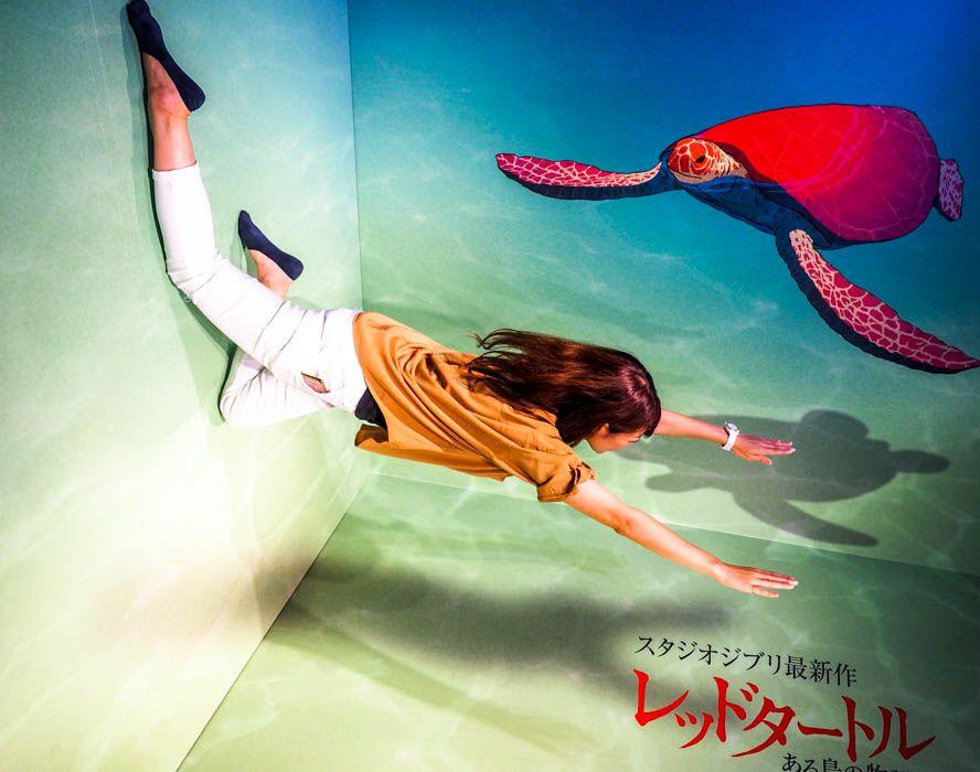 スタジオジブリ最新作とコラボ!東京「すみだ水族館」特別展示 鑑賞のポイント