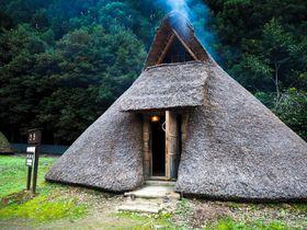 あなたも縄文人!竪穴式住居に宿泊できる栃木「古代生活体験村」にハマる人続出|栃木県|トラベルjp<たびねす>