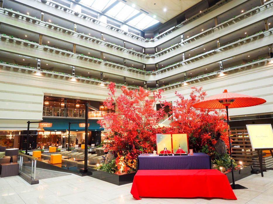 静かな京都時間を過ごせる「京都ブライトンホテル」