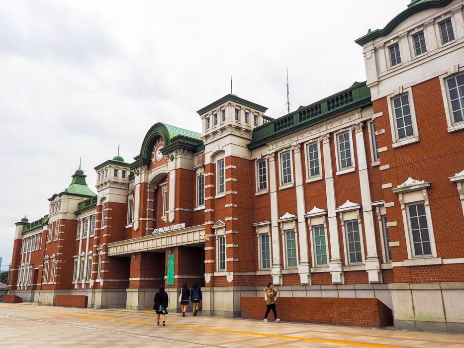 開業20周年を迎えた埼玉の「ミニ東京駅」
