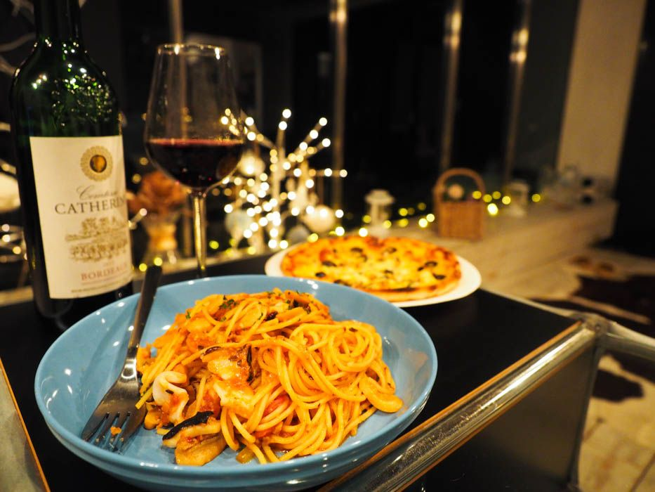 リーズナブルなイタリア料理もデリバリーできちゃう!