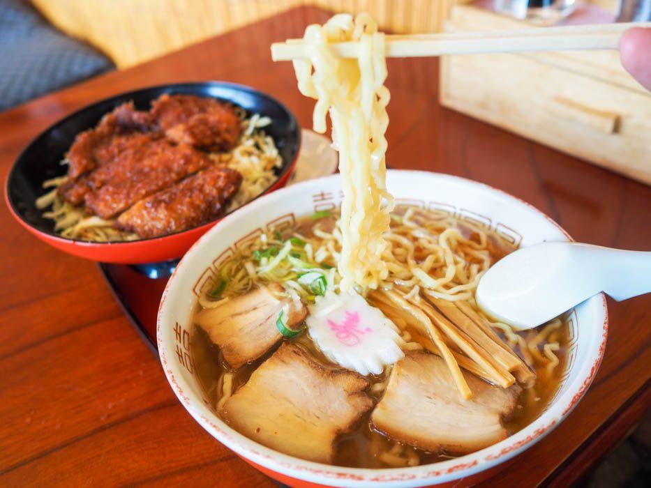 会津若松観光では「名物グルメ」もお楽しみ!