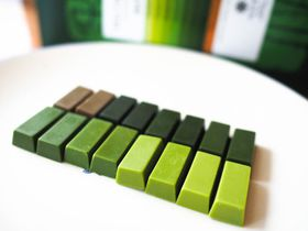 ななや幻の世界最濃抹茶チョコレートは「ななや藤枝店」で入手!|静岡県|トラベルjp<たびねす>